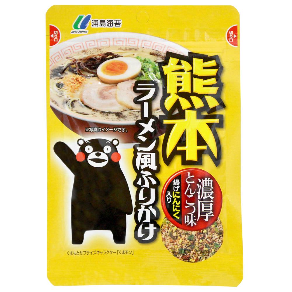 蒲島 熊本拉麵風味飯友(25g)
