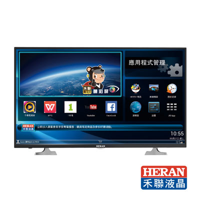 HERAN禾聯 49吋 HERTV Smart LED液晶顯示器 HD-49AC2