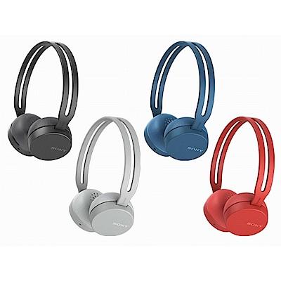 SONY頭戴式無線藍牙耳麥WH-CH400