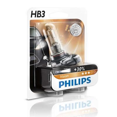 PHILIPS飛利浦汽車超值型車燈+30%(9005/9006)公司貨-急速配