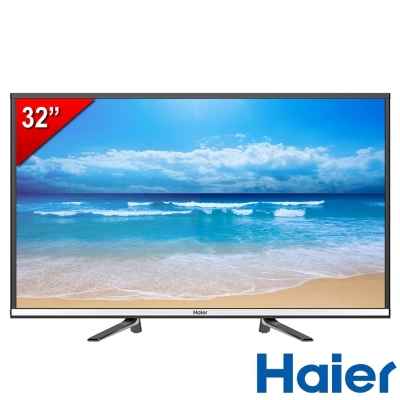 Haier海爾 32吋 LED液晶顯示器+視訊盒32K5000