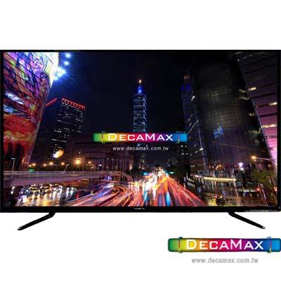 DECAMAX 65吋 UHD 4K 液晶顯示器 + 數位視訊盒 DM-6567UHD
