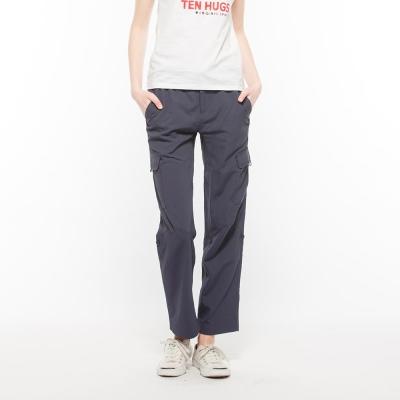 Hang Ten - 女裝 - ThermoContro恆溫吸濕快乾機能褲 -藍