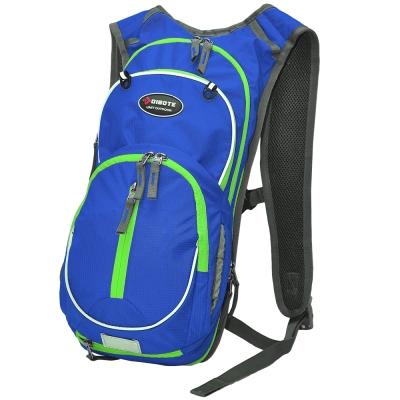 迪伯特DIBOTE 極限登山背包 騎行包 水袋背包 - 20L (藍)