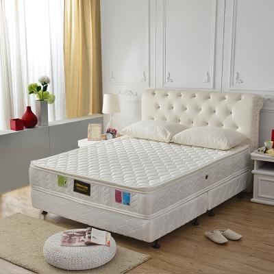 MG珍寶 正四線 乳膠抗菌防潑水護邊蜂巢獨立筒床墊 單人3.5尺 側邊強化安心耐用
