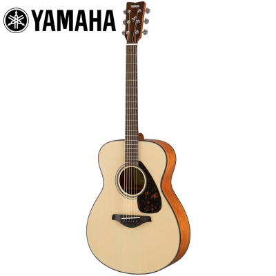 YAMAHA FS800 民謠木吉他 原木色