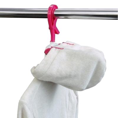 日本製造KOKUBO帽T專用曬衣架(紅)2入裝