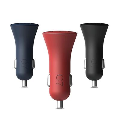 elago C7 極速3.1A 雙USB大輸出車充~急速配