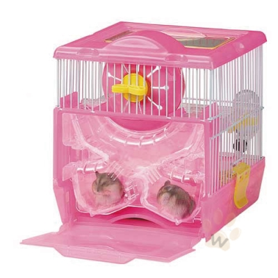 Marukan 寵物鼠立體住宅附配備MR-258
