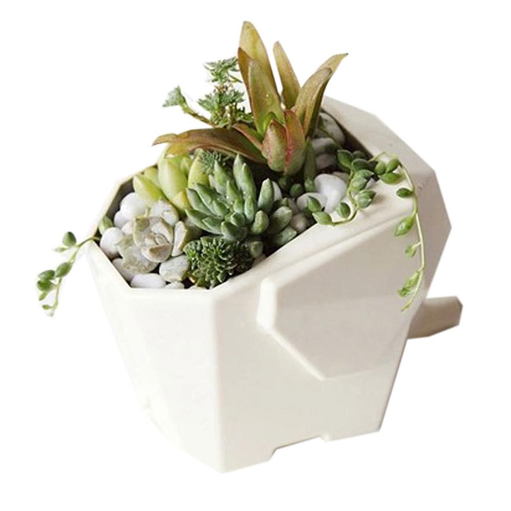 iSFun 幾合象鼻 桌面瀝水廚房衛浴收納盒 2色可選14x9.5x12cm