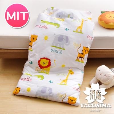 日本濱川佐櫻-動物農場 純棉冬夏兩用兒童睡袋