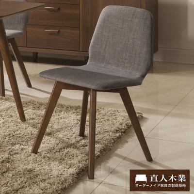 日本直人木業-MILTON北歐美學餐椅