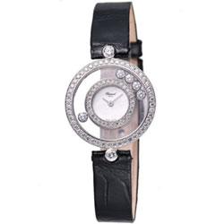 CHOPARD 蕭邦 HAPPY DIAMONDS系列 經典鑽錶-25mm