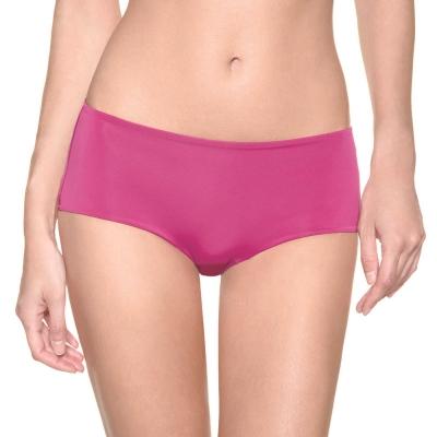 法國DIM-FIT「輕隱形」系列隱形無痕平口褲-迷幻紫