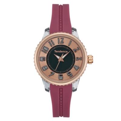 Tendence 天勢錶 小錶盤28系列-玫瑰金/28mm