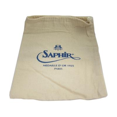 【SAPHIR莎菲爾 - 金質】100%純棉收納袋
