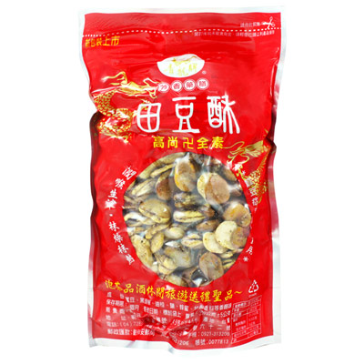 青龍牌 田豆酥蠶豆(350g)