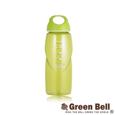 GREEN BELL綠貝輕巧隨手水壺500ml-綠