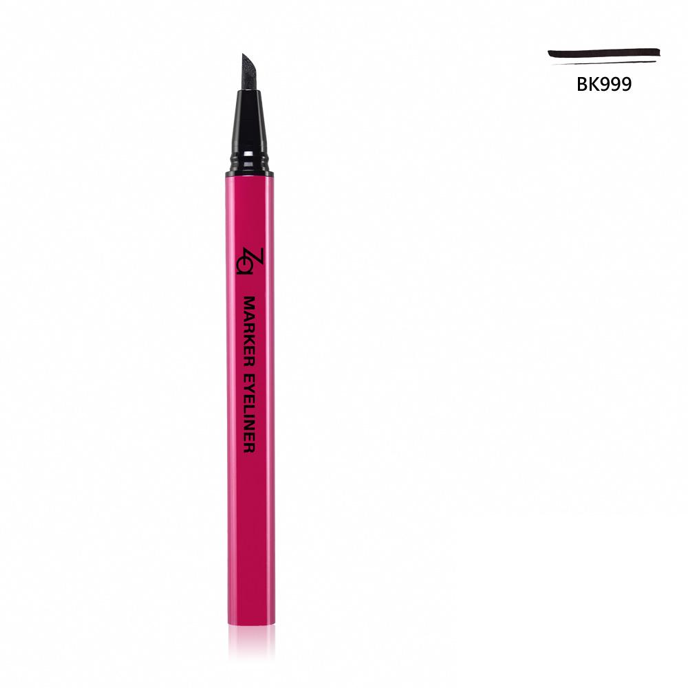 Za 黑武士眼線筆 BK999 0.4mL