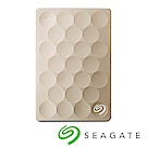 Seagate Backup Plus Ultra Slim 1TB 2.5吋行動碟-金