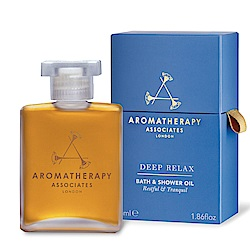 AA 晚間舒緩沐浴油  55ml (Aromatherapy Associates)