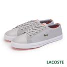 LACOSTE 女用休閒鞋-灰色