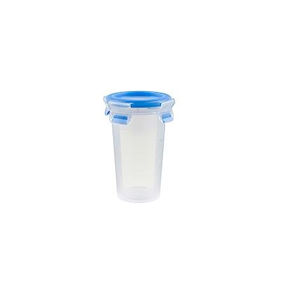Tefal法國特福 德國EMSA原裝MasterSeal無縫膠圈PP保鮮盒350ML圓型(8H)