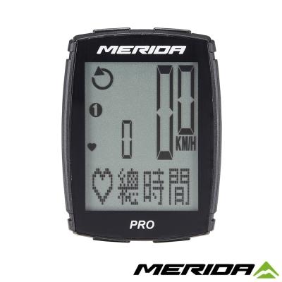 《MERIDA》美利達 PRO中文無線碼錶35功能 1183