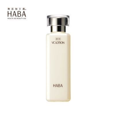 HABA VC美白滲透機能水180ml