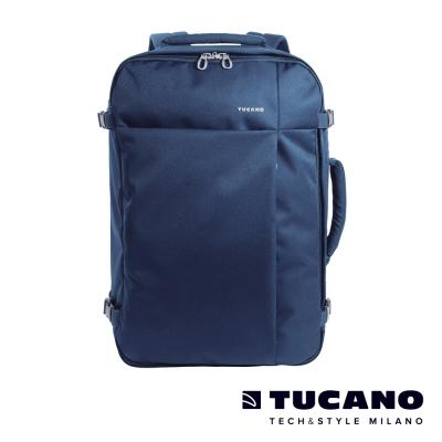 TUCANO TUGO 超大容量旅行後背包(L)-藍