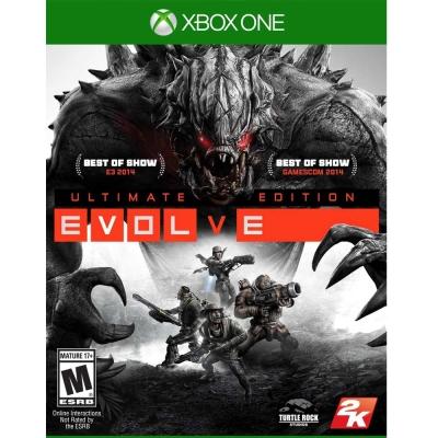 惡靈進化 終極版 Evolve Ultimate-XBOX ONE中英文美版