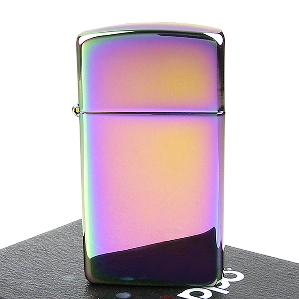 【ZIPPO】美系~超質感Spectrum光譜色鏡面打火機
