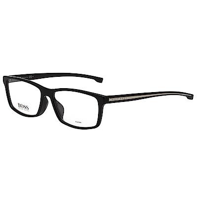 BOSS 時尚光學眼鏡 (黑色)BOSS 0900 F