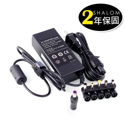 [DELL筆電適用] 19 V  4 . 74 A  90 W+ 6 接頭變壓器(圓孔帶針)