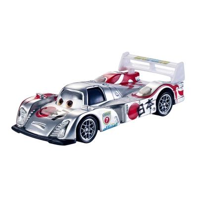 Cars 汽車總動員造型小汽車-Silver Shu(限量銀色版)(3Y+)