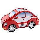 Faber Castell 紅色系 汽車30色造型存錢筒連接筆