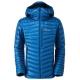 【Berghaus 貝豪斯】男款輕量溫度調節防潑水鵝絨外套F22MM6藍 product thumbnail 1