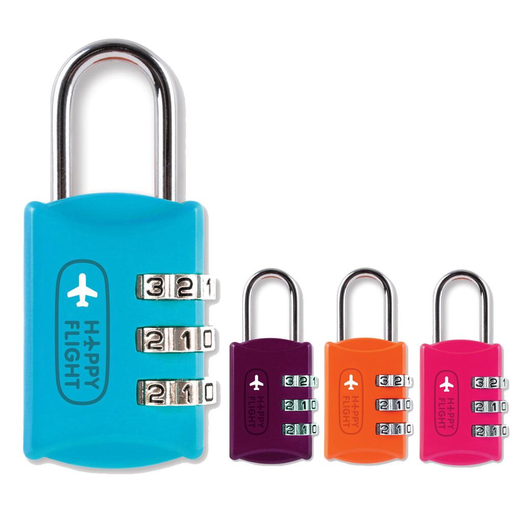 ALIFE HF行李密碼鎖