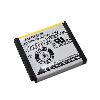 FUJIFILM NP-50 / NP50 適用相機電池 (全新密封包裝)