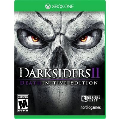 末世騎士 2 死亡決定版 Darksiders 2-XBOX ONE英文美版
