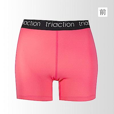 黛安芬-Triaction系列 - 好動平口褲 M-XL(桃紅綺想)