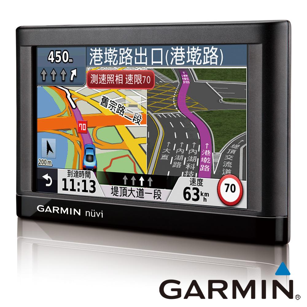 [快] GARMIN nuvi 52 5吋新玩樂國民GPS導航機