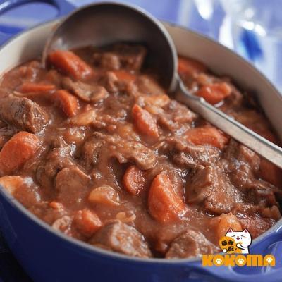 極鮮配 番茄紅酒牛肉 (280g±10%/包)-10包入