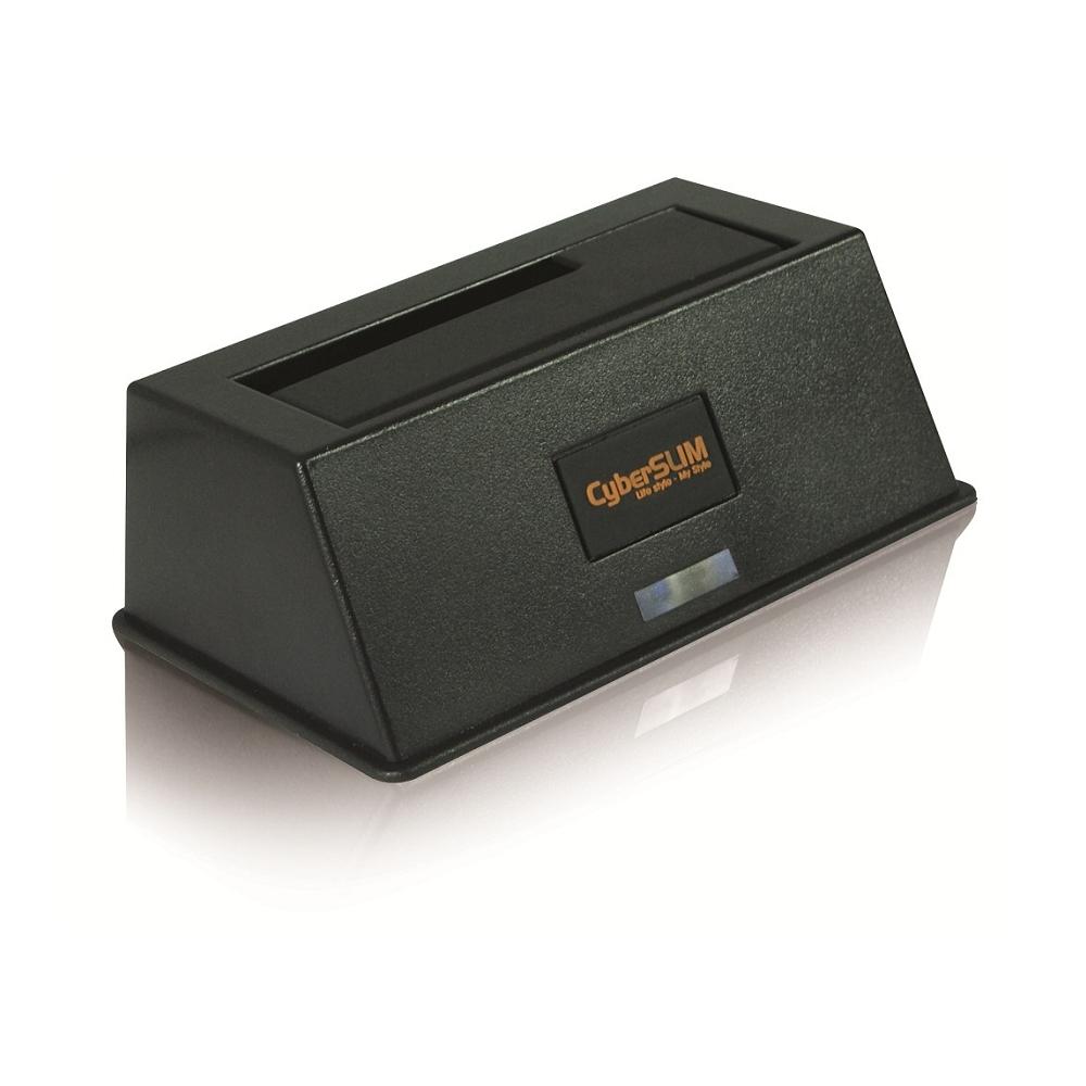 CyberSLIM S1- DS3 TURBO 硬碟外接盒(USB3.0)