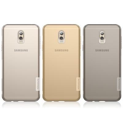 NILLKIN SAMSUNG Galaxy J7+ 本色TPU軟套