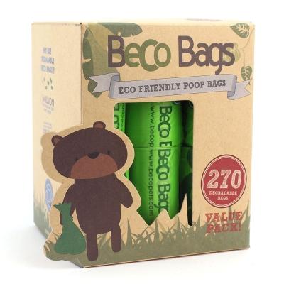 Beco Pet 撿便器環保補充袋-經濟包(270入)