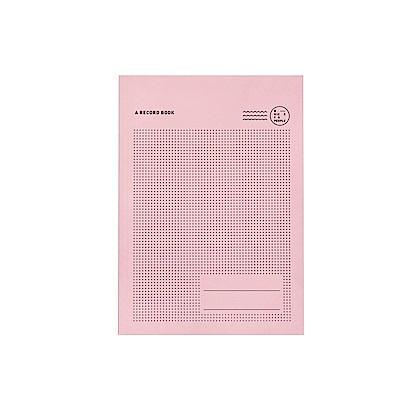 BNTP 生活目標回顧筆記本A5-櫻花粉