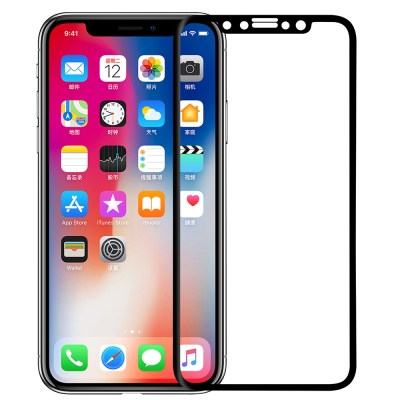 NILLKIN Apple iPhone X 3D CP+ MAX 滿版玻璃貼