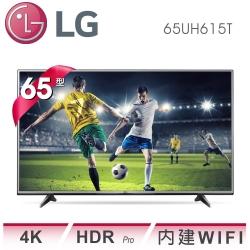 LG樂金 65型 4K UHD 智慧聯網電視 65UH615T