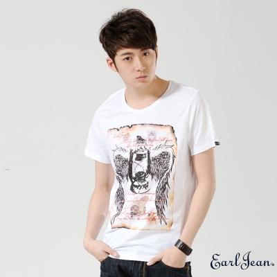 Earl Jean-油燈侍者T-Shirt